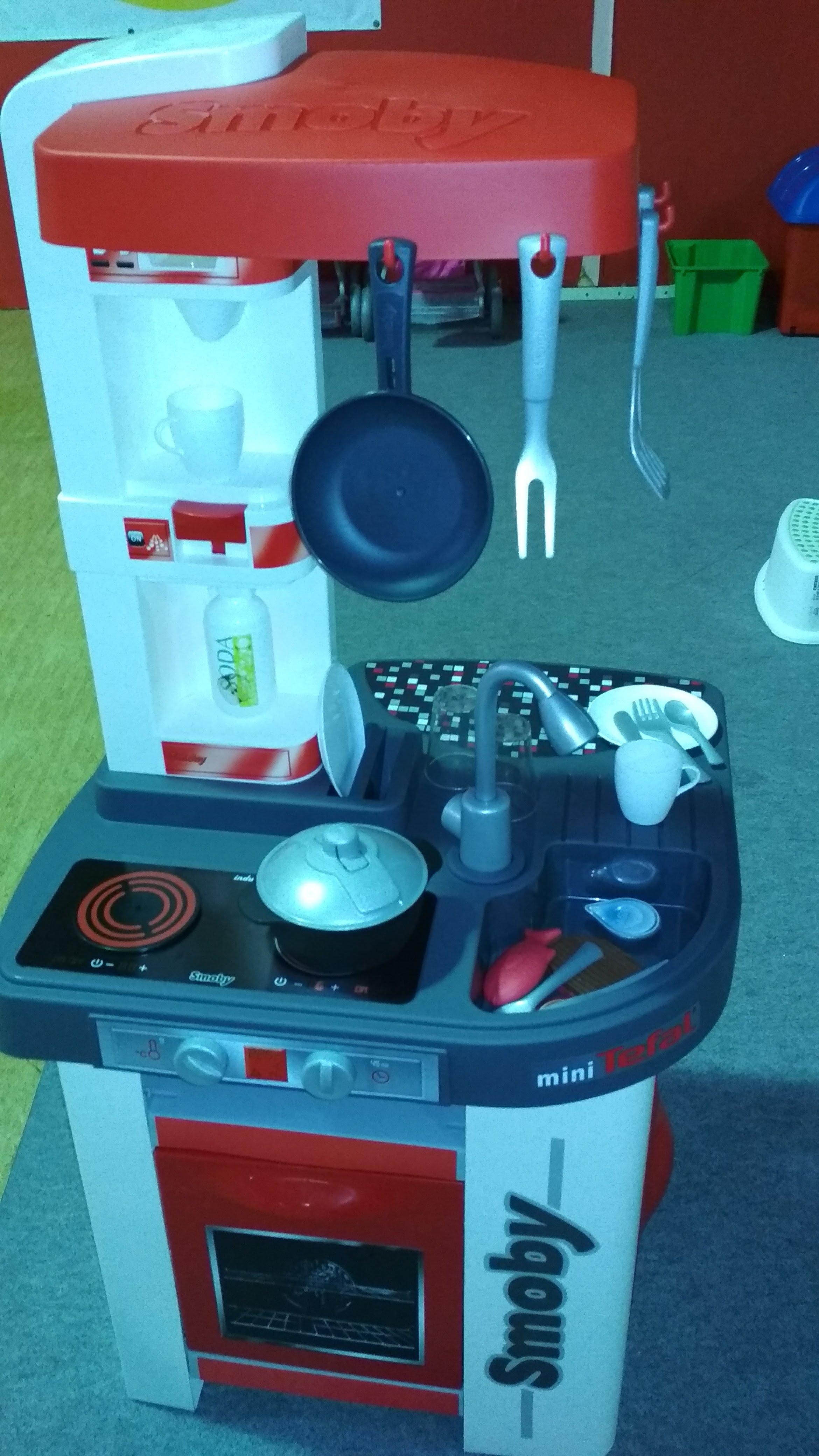 Kuchyňka pro nejmenší